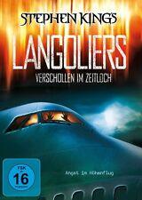 STEPHEN KING: LANGOLIERS (PATRICIA WETTIG, DEAN STOCKWELL,...) DVD NEU