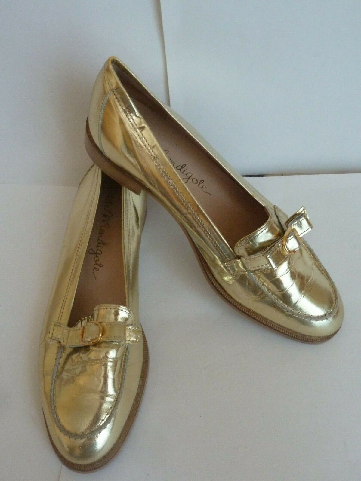 Chaussures escarpins ballerines chaussures Petite Mendigote pointure 37