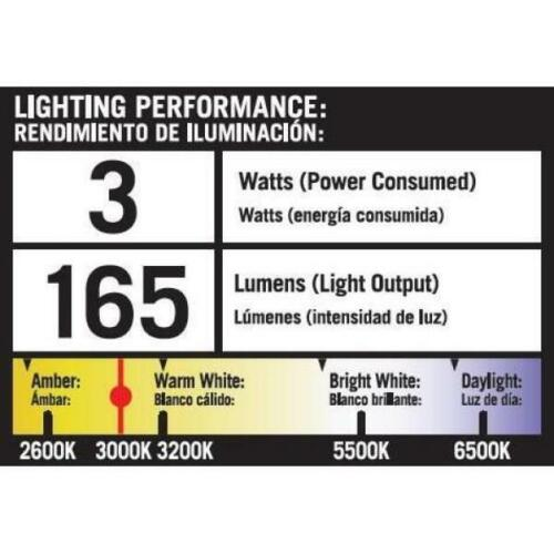 Low-Voltage 10-Watt Equivalent Oil-Rubbed Bronze Outdoor Integrated LED Path