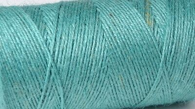 1m-500m 3 Ply Coloured Jute Twine Gift Garden Burlap Craft string cord UK Made