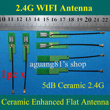 2.4G 5dB WIFI Ceramic Antenna Ipex for Laptop Tablet Bluetooth Wireless Module