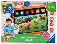 Ravensburger ministeps Spielzeug Mein allererstes Tablet 04476