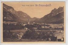 AK Grossgmain, Gesamtansicht, um 1920