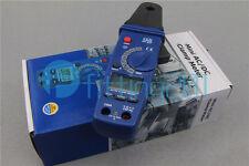 CEM DT-337 Mini AC/DC Digital Clamp Meter Tester Multimeter CAT III 600V NEW