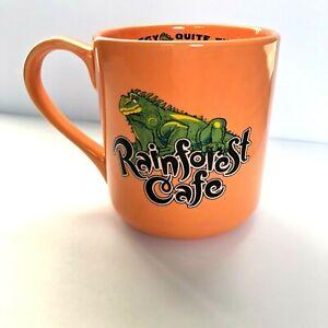Rainforest-Cafe-Iggy-the-Philospher-Iguana-Orange-Large-Tea-Coffee-Mug-18oz-2002