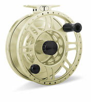 Tibor Everglades Fly Reel, Gold, Free Fly Line