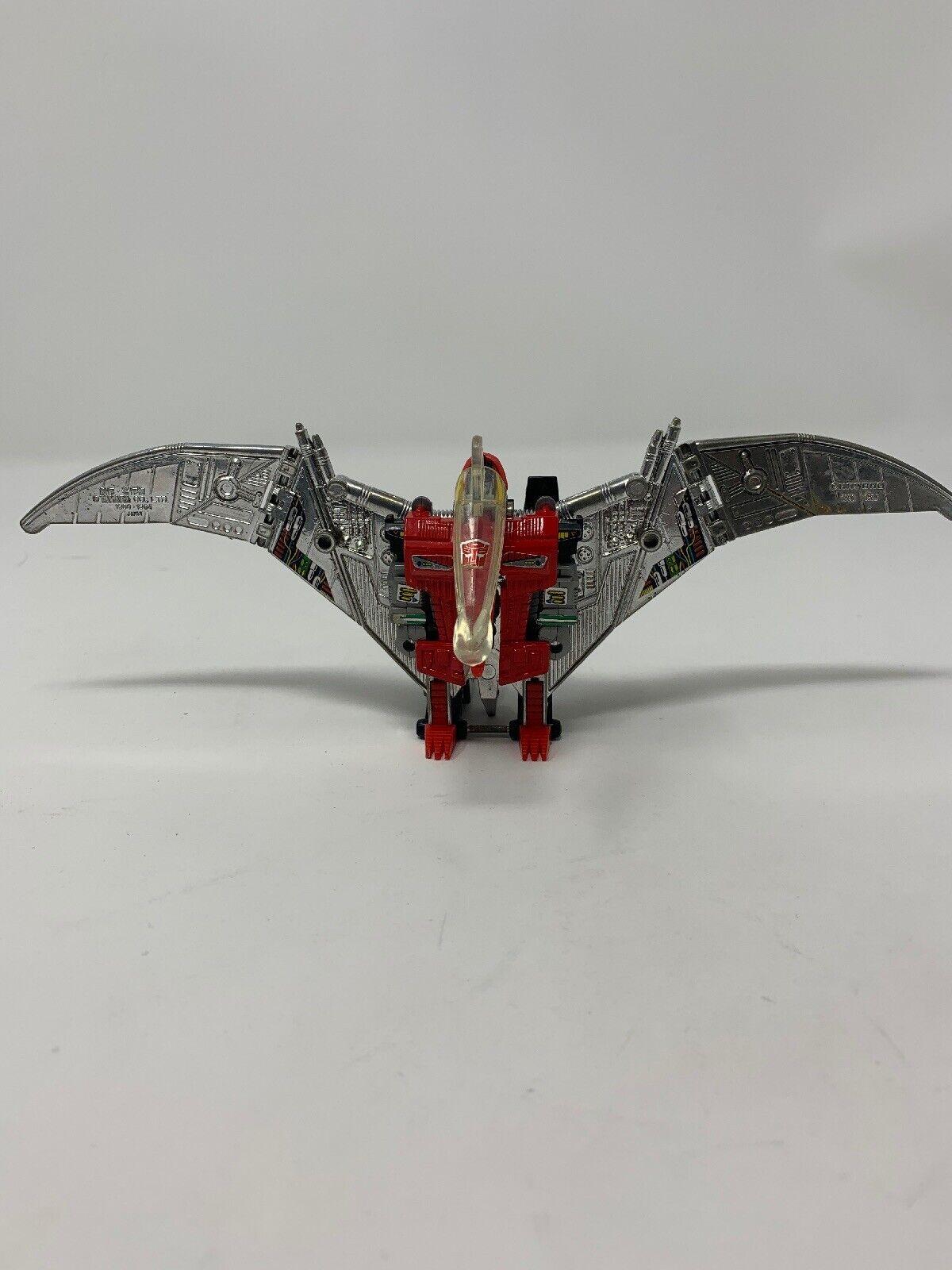 Vintage G1 Transformers Dinobot Swoop