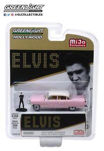 Greenlight-1-64-Elvis-1955-Cadillac-Fleetwood-Series-60-with-Figure-51210