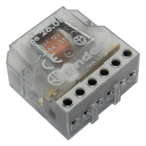 40-40°C FIND installation bistable NO Ucoil 230VAC 10A 26.01.8.230.0000 Relay