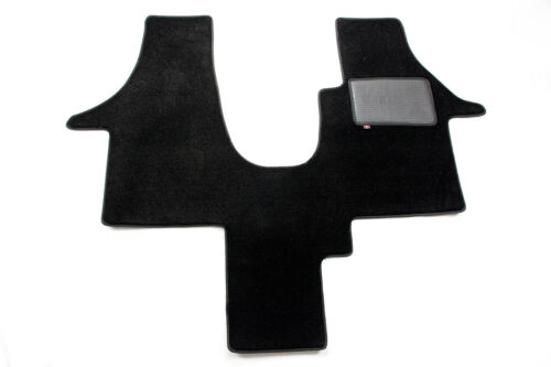 Luxury VW Transporter t5 Cab mat 1+1 or 2+1 Add a bit of comfort to your journey