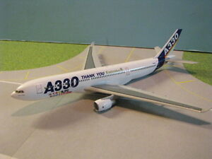 DRAGON-WINGS-55040-AIRBUS-HOUSE-DEMO-COLORS-A330-200-1-400-SCALE-DIECAST-MODEL