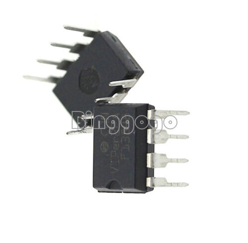 5PCS VIPER22 VIPER22A ST DIP-8 SMPS Primary Switcher IC AU