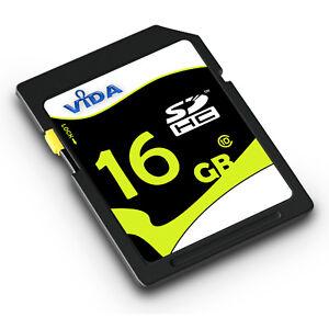 Memory Cards SDHC 2 Pack Sony Cyber-Shot DSC-RX100 II Digital Camera Memory Card 2 x 8GB Secure Digital High Capacity