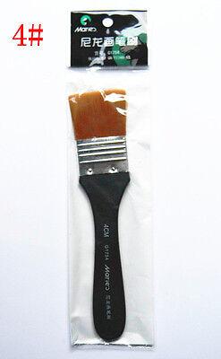Marie's Different Models Nylon Hair Oil Painting Brush Watercolor Brush Pen