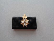* (a15-348) ponte honor caballero medalla ordensspange/banda hebilla forma corta