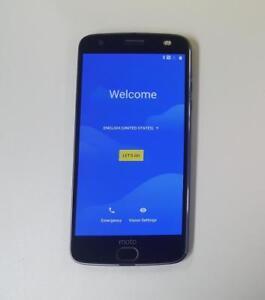 Motorola-Moto-Z2-Force-XT1789-04-64GB-Black-T-Mobile-Clean-IMEI-USED