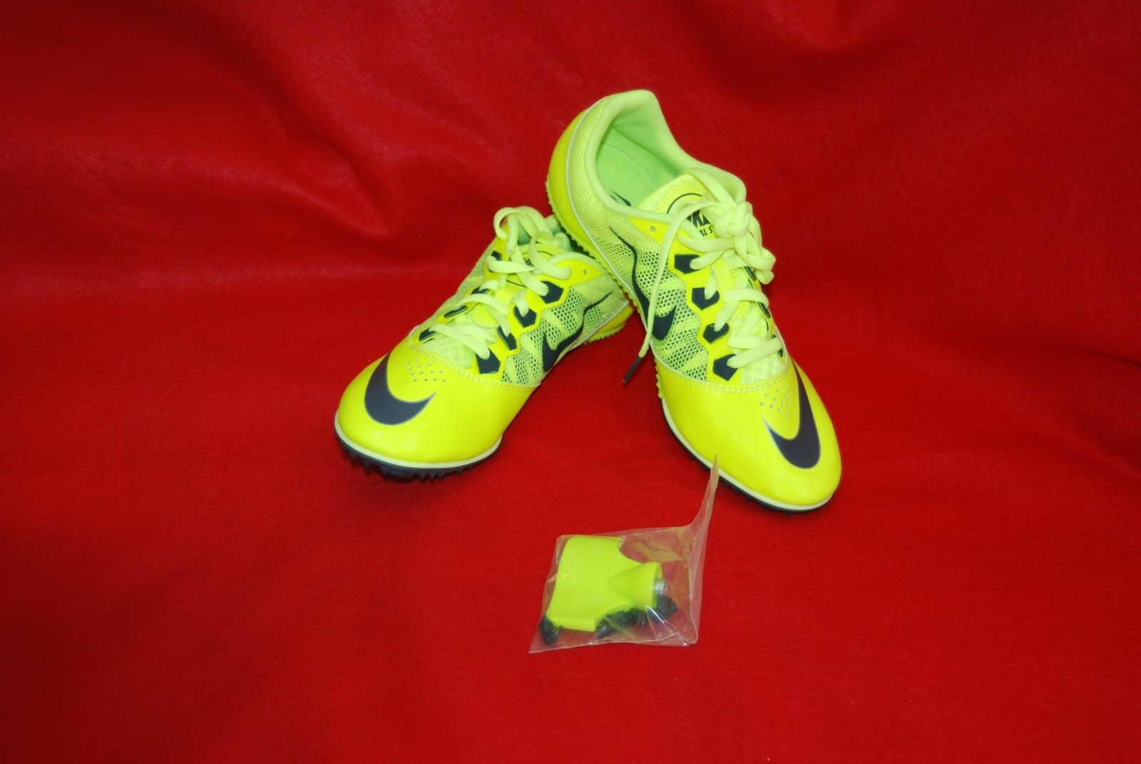 Nike Zoom Rival S 7 Men's Running Track Spikes  616313- 700 Comfortable