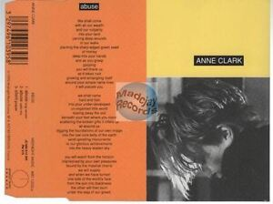 Anne-Clark-Abuse-CD-MAXI-france-french-pressing