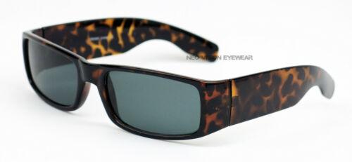 Gangster Lowrider OG LOC Style Sunglasses Cholo Real Glass Tortoise 558G