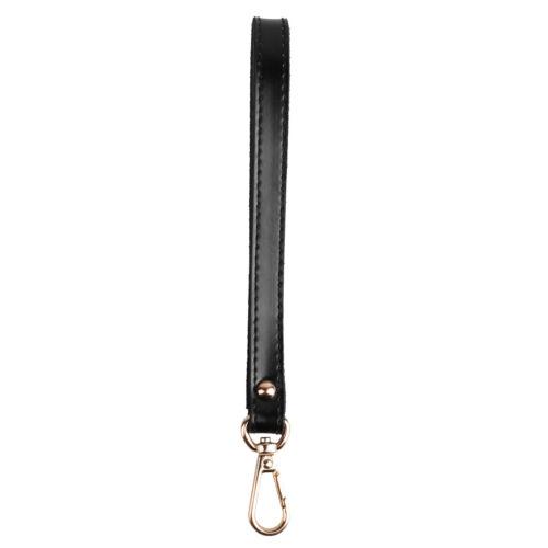 Detachable Leather Wristlet Strap KeyChain Purse Wallets Clutch Replacement 21cm
