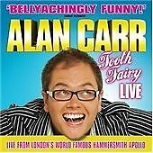 Alan-Carr-Tooth-Fairy-Live-2007-CD-NEW-SEALED-SPEEDYPOST