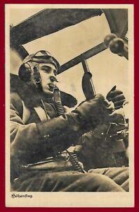 German WW 2 Third Reich postcard LUFTWAFFE feldpost 1940