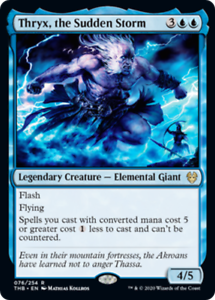 4RCards Thryx Theros Beyond Death X4 the Sudden Storm