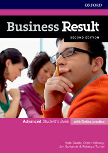 (18).business Result Adv Sb+ol Prac Pk (2ed). EnvÍo Urgente (espaÑa) Remises Vente