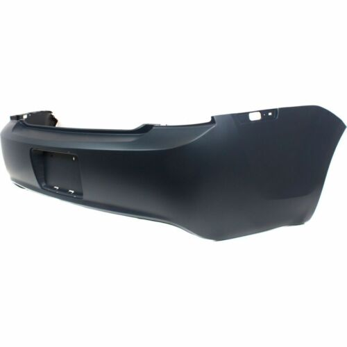 NEW Painted To Match Rear Bumper Cover 2008-2012 Chevy Malibu w// License Holes