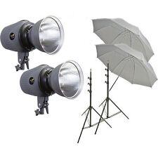 Impact Two Digital Monolight Kit without Case (120VAC) 800 Total Watt/Seconds