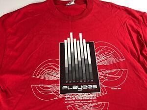 Players-University-T-Shirt-Mens-2XL-Tall-Long-Kenlo-2001-Hip-Hop-King-Streets