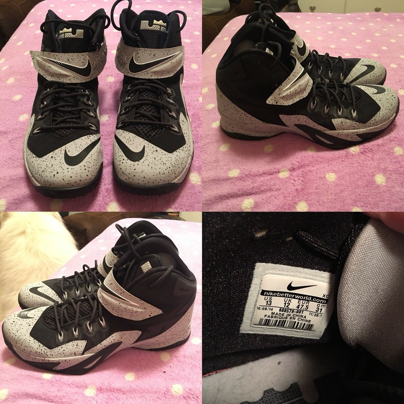 Nike Lebron James Sz 13