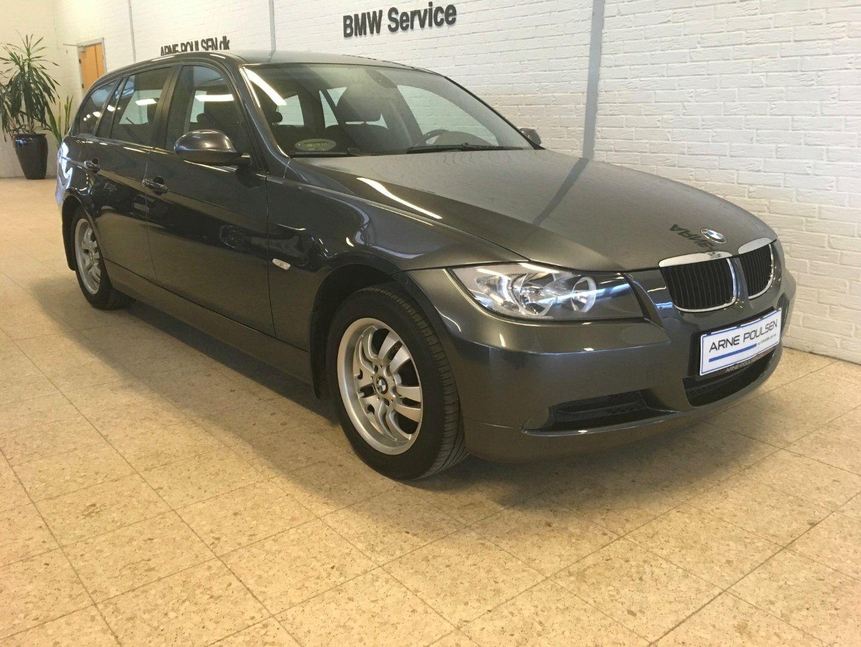 BMW 318d 2,0 Touring 5d - 60.000 kr.