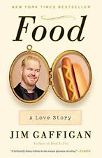 Food : A Love Story by Jim Gaffigan (2015, Paperback)
