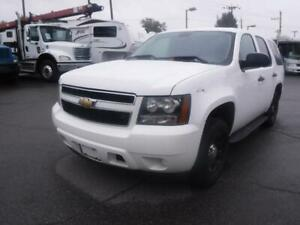 2009 Chevrolet Tahoe 2WD - EX Police/Special Service