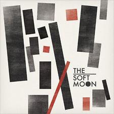 The Soft Moon - s/t Soft Moon White Vinyl LP - SEALED - Darkwave Industrial Goth