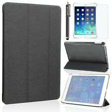 Ultra Slim Smart Magnetic Leather Case for Apple iPad Air 1 1st Generation Black
