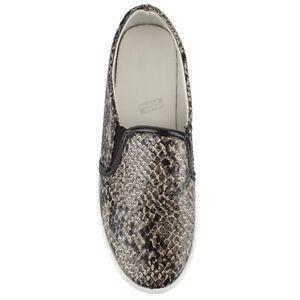 Da donna scarpe pattinaggio ladies flat slip on di tela palestra bambina per la