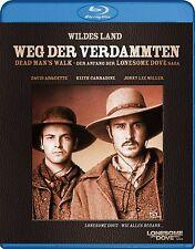 Wildes Land - Weg der Verdammten (Dead Man's Walk) 2 Blu-ray Disc Set NEU + OVP!