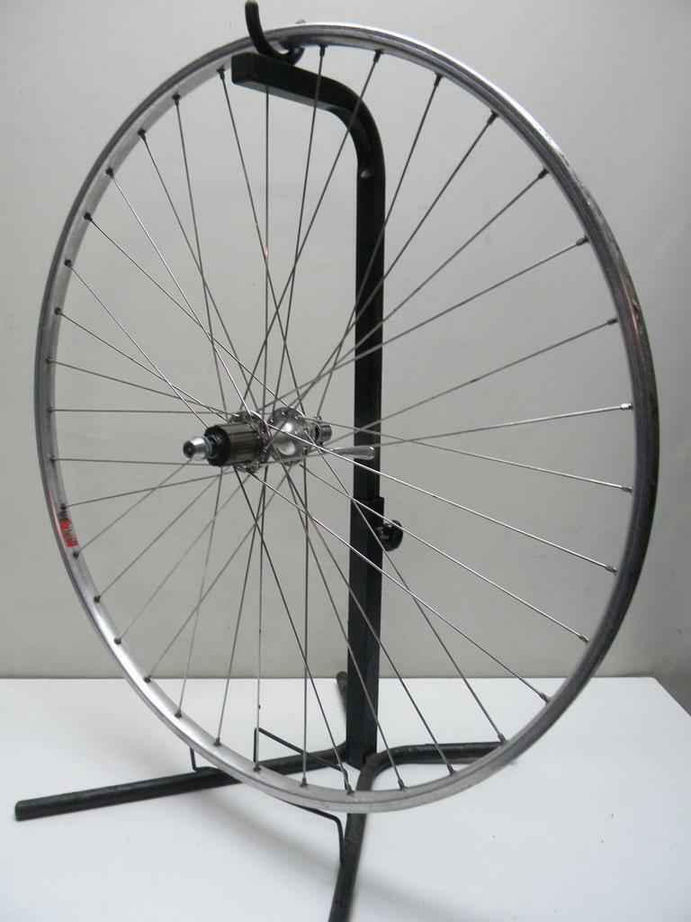 Vintage Mavic Monthlery Route Rear Wheel Shimano Hub (W38)