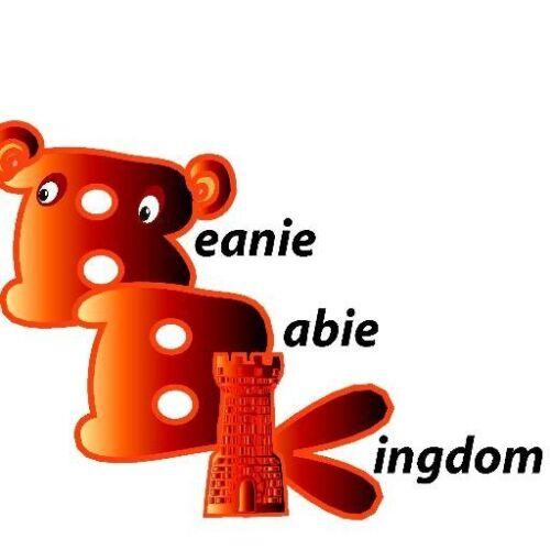 """I ALPHABET BEAR 5/"""" APROX TY BEANIE BABIE"""