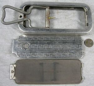 Vintage-1927-Razor-Blade-Sharpener-Rolls-Razor-England