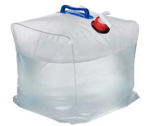 1x Wasserkanister faltbar Kanister 20L Faltkanister Wasserbehälter Wassertank