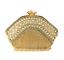 Womens-Gold-Clutch-Bag-Ladies-Wedding-Bridal-Prom-Party-Purse-Evening-Handbag thumbnail 17