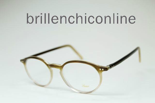 LUNOR Brille A5 A5 A5 231 23 braun verlauf Gr.49 18  NEU   | Hochwertig  | Trendy  | Erschwinglich  6070c8