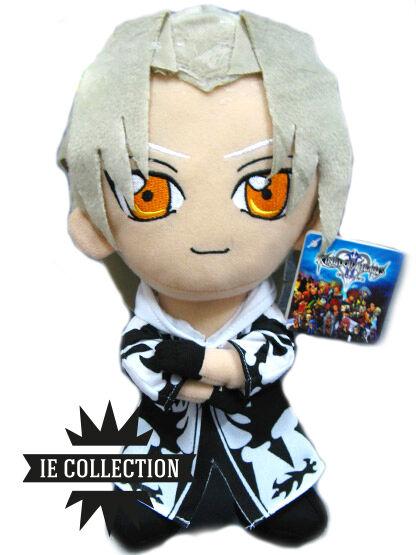 Kingdom Hearts xemnas Plüsch 35 cm Schneemann Roxas Plush 3 Sora III-viii
