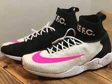 item 1 NIKE ZOOM MERCURIAL XI FLYKNIT FC SOCCER SHOES MEN'S SIZE US 11  852616-100 -NIKE ZOOM MERCURIAL XI FLYKNIT FC SOCCER SHOES MEN'S SIZE US 11  852616- ...