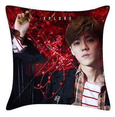 LUHAN LU HAN EXO RELOADED XPLORE pillow cushions KPOP NEW