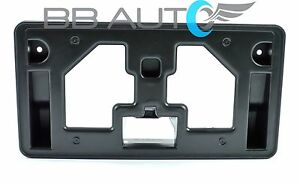 13 15 honda accord front license plate tag bracket holder. Black Bedroom Furniture Sets. Home Design Ideas