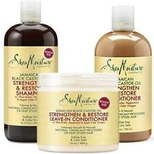 Shea Moisture Jamaican Black castor Oil Strengthen, Grow & Repair Products